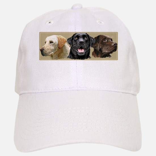 three amigos_dark Baseball Baseball Cap