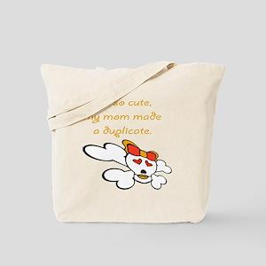 duplicate_orange Tote Bag