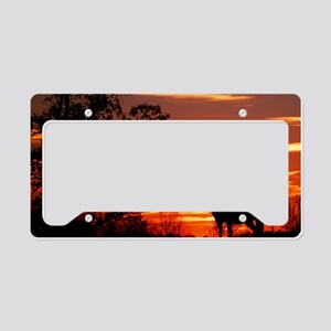 LEX102010 License Plate Holder