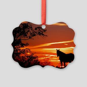 LEX102010 Picture Ornament