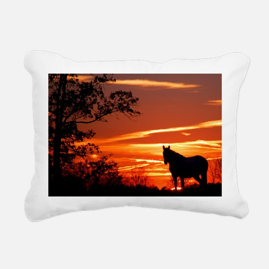 LEX102010 Rectangular Canvas Pillow