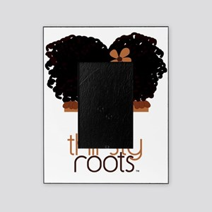 Curly Natural Afro Picture Frame