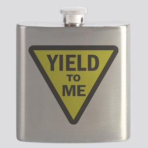 Yield To Me Flask