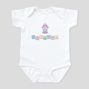 Brianna Princess Infant Bodysuit