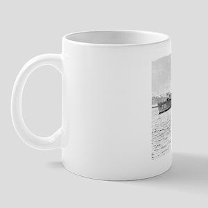 beatty large framed print Mug