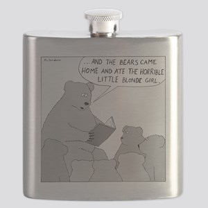 Bear Story Time - no text Flask