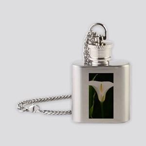 CallaLilyIPhone3 Flask Necklace