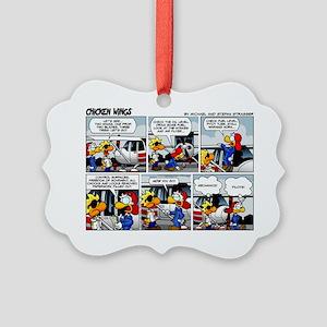 cw2L0029 (new) Picture Ornament