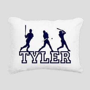 TYLER Rectangular Canvas Pillow