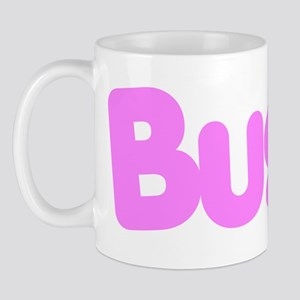 busia text Mug