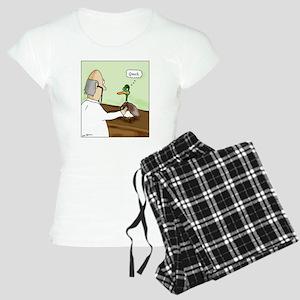 QuackColor Women's Light Pajamas