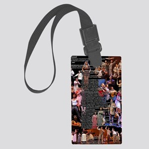 LR_2005_AFL_BPA_poster Large Luggage Tag
