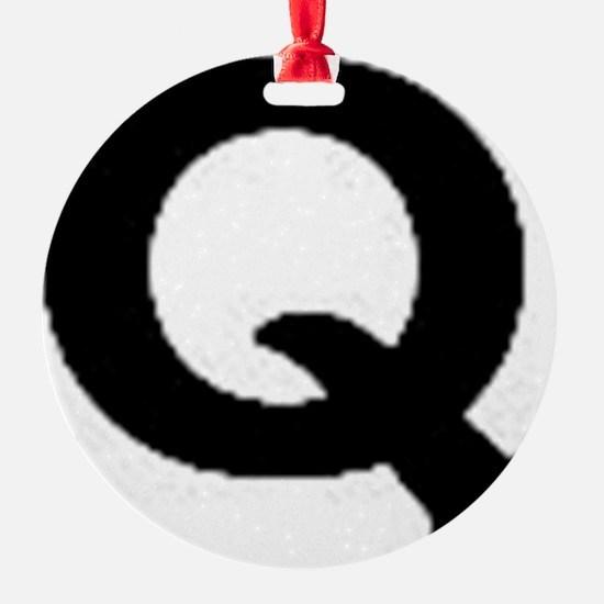 Q Ornament