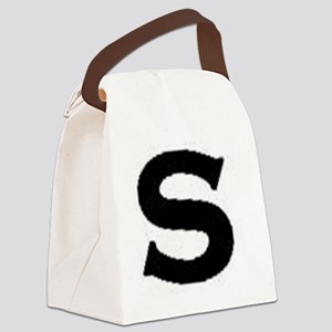 S Canvas Lunch Bag