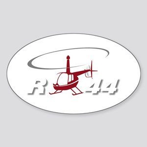 R44 Rectangle Sticker