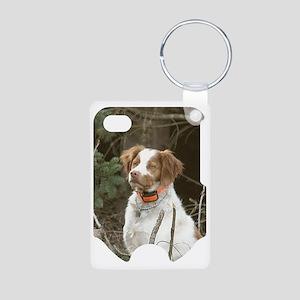 Bird Crazy443_iphone_case  Aluminum Photo Keychain
