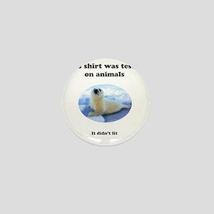 Didnt_Fit_8x8_black Mini Button