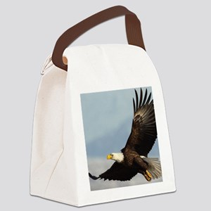 x14  6 Canvas Lunch Bag