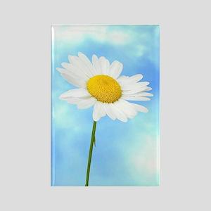 Daisy Wildflower iPhone 4 Slider  Rectangle Magnet