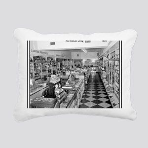 xxHILL Drug Int mousepad Rectangular Canvas Pillow