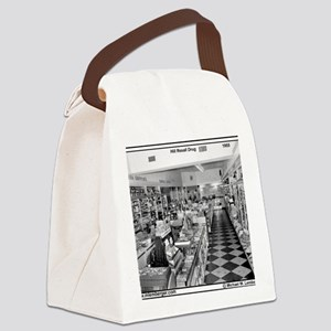 xxHILL Drug Int mousepad Canvas Lunch Bag