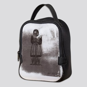 Angel Of Protection Neoprene Lunch Bag