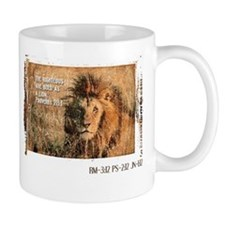 Lion - Are you a Good Person? - Mug