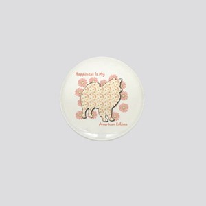 Eskimo Happiness Mini Button