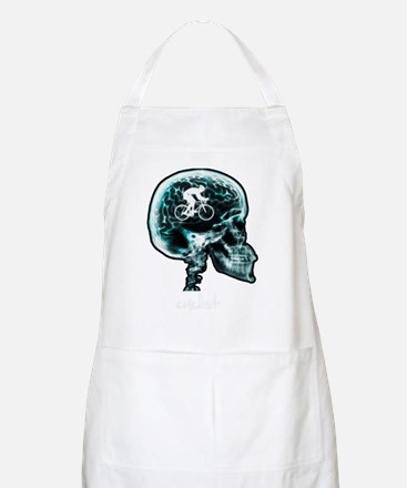 xray-man-cycling Apron