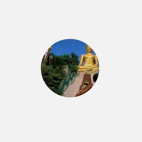 Thailand, Koh Samui Island. Tourists a Mini Button