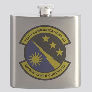 325th Comm SQ Flask