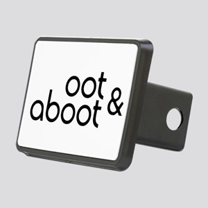 Oot & Aboot Rectangular Hitch Cover