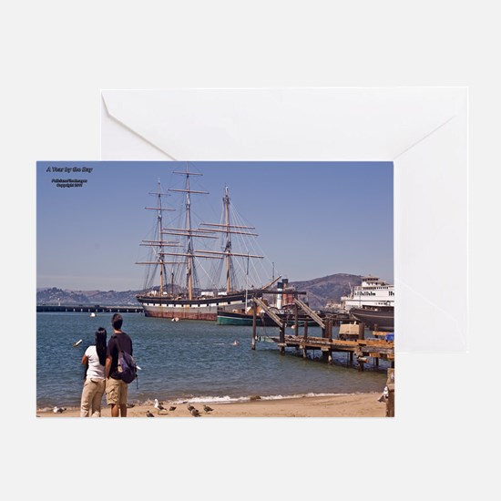 SFBayShipsCov Greeting Card