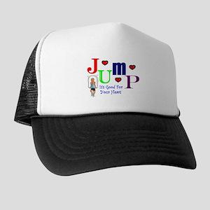 Jump Trucker Hat