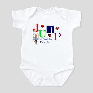 Jump Infant Bodysuit
