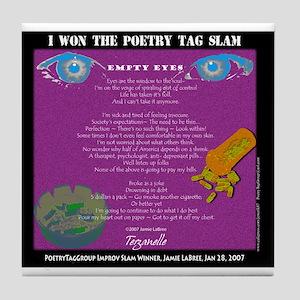Poetry Tag Group Slam Winner - Jamie LaBree Tile C
