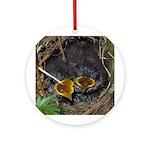 Birds Ornament (Round)