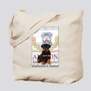 Tote Bag with photos on both sides!