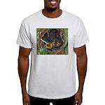 Birds Ash Grey T-Shirt