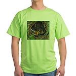 Birds Green T-Shirt