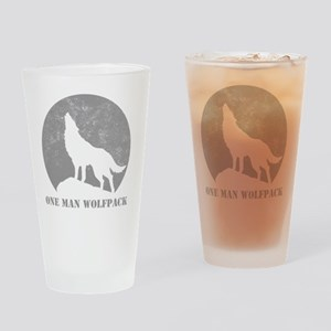 wolfpack2 Drinking Glass
