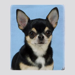 Chihuahua 9W092D-057 Throw Blanket