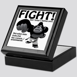 fight02 Keepsake Box