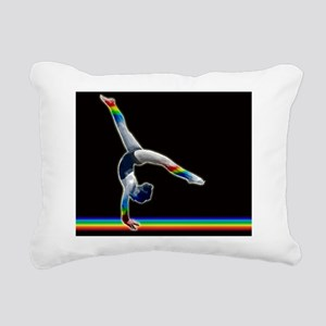 gorb stadium Rectangular Canvas Pillow