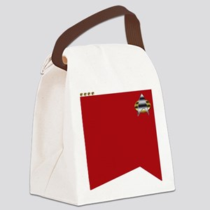 Star Trek TNG tunic Canvas Lunch Bag