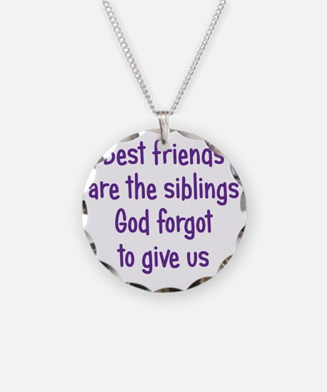 bestfriends3 Necklace