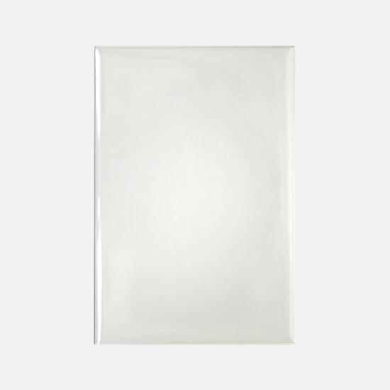 kundalini-white Rectangle Magnet