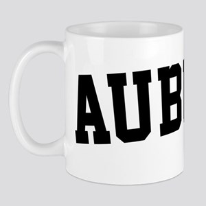 Auburn BB Mug