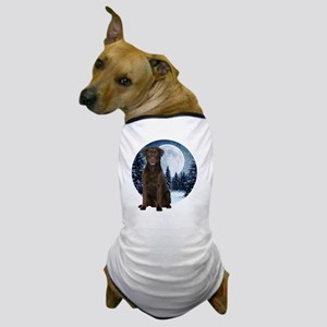 Winter CLab Shirt Dog T-Shirt