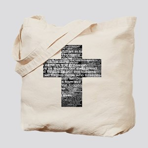 LordsPrayer Tote Bag